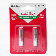Аккумулятор AAA Smart Buy Ni-MH (800 mAh) (2-BL) (24/240)