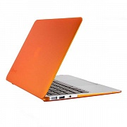 "Кейс для ноутбука Glass для ""Apple MacBook Air 13"" (orange)"