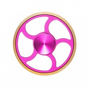 Spinner (спиннер) Hand spinner Hs017 metall (rose/gold)